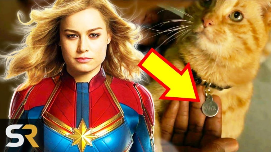 Captain Marvel: The Truth About Carol Danvers' Cat