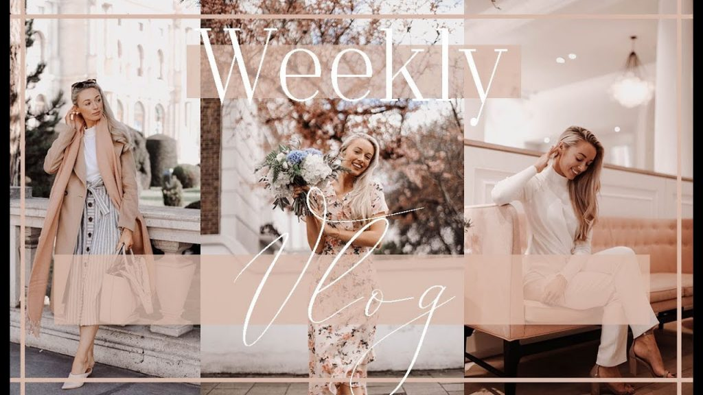 WHAT I DID THIS WEEK // Blogger Events & PO Box Unboxing! // Fashion Mumblr
