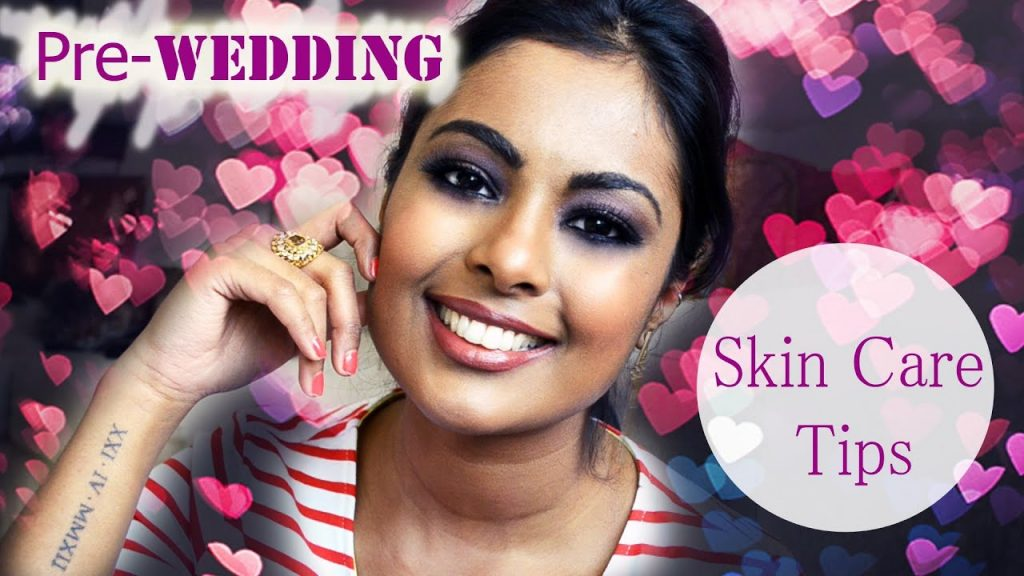 Pre-Wedding Beauty Tips – Bridal Skincare (Full Body/ Head to Toe)