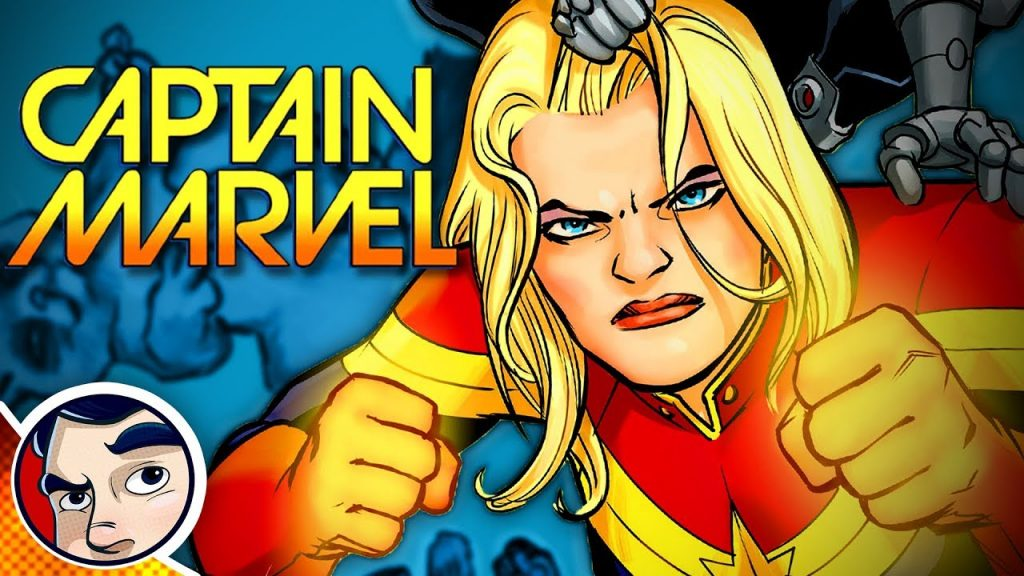 """Captain Marvel – """"Rocket Racoon & Space Cats"""" – Complete Story"""