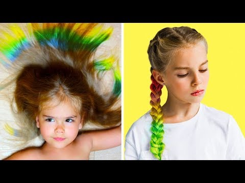 10 CUTE HAIRSTYLE IDEAS FOR GIRLS